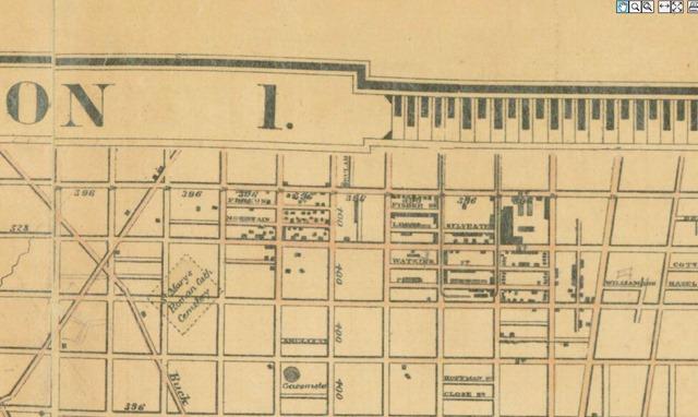 1862 Atlas of the City of Philadelphia